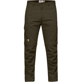 Fjällräven Karl Pro Zip-Off Trousers Men dark olive